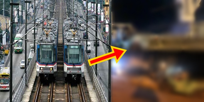 New MRT-3 Rails arrive PH 2