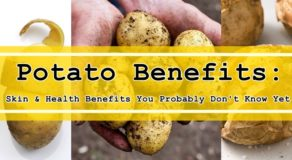 Potato Benefits: Amazing Skin & Health Benefits You Probably Don't Know Yet