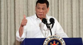 Duterte Gets High Trust Ratings Prior To Upcoming SONA 2019