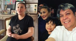 Sharon Cuneta On Miguel & How She Told Him He's Adopted