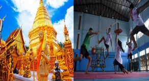 VIDEO: Thailand Sword Fighting Tradition Looks Like Movie Fight Scenes