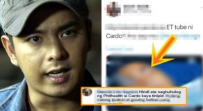 Cardo Dalisay's Hospital Scene Elicits Funny Comments Due To This