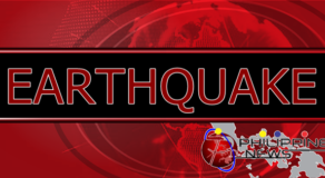 JUST IN: 4.8 Magnitude Earthquake Jolts Davao Occidental