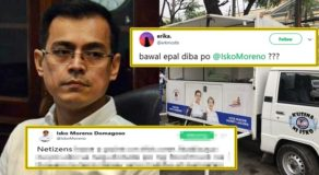 Isko Moreno Reacts To Netizen Who Noticed Photo After Bawal Epal Order