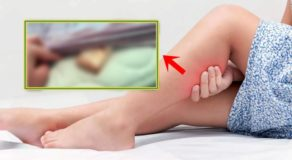 Leg Cramps: Simple Way To Stop Leg Cramps Right Away