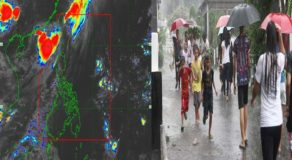PAGASA Says Southwest Monsoon To Bring Rains Over Parts of PH