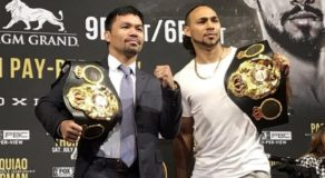 List of Venues Offering Free Public Viewing for Pacquiao-Thurman Fight