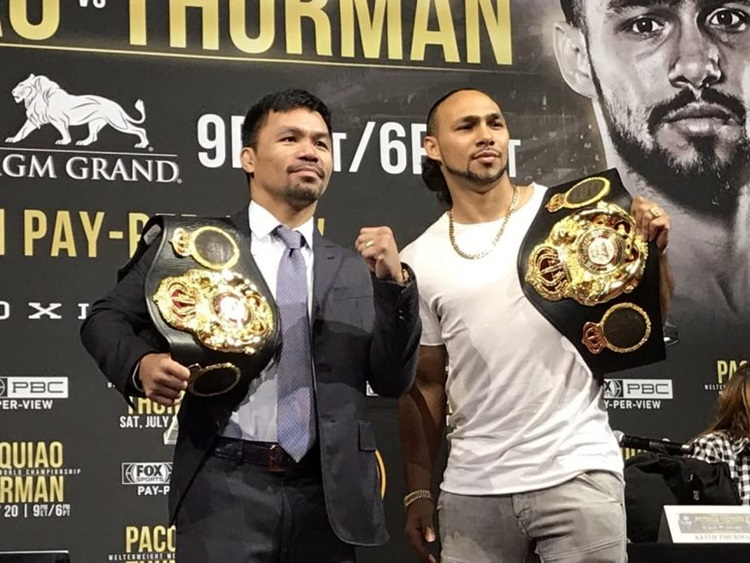 Pacquiao-Thurman Fight