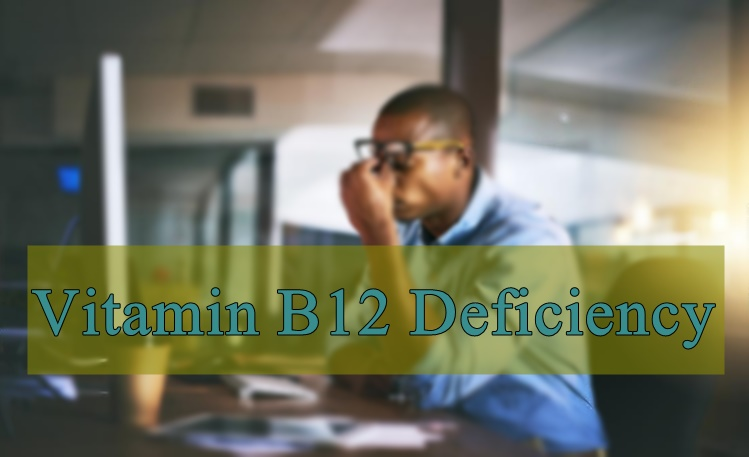 vitamin b12 deficiency signs