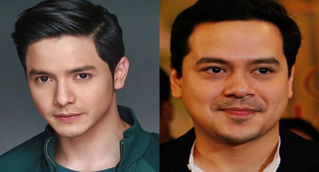 Alden Richards, John Lloyd Cruz