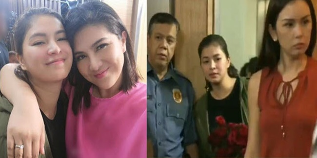 Angel Locsin in Kadenang Ginto 1