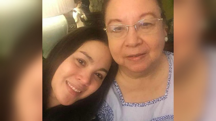 Claudine mommy inday