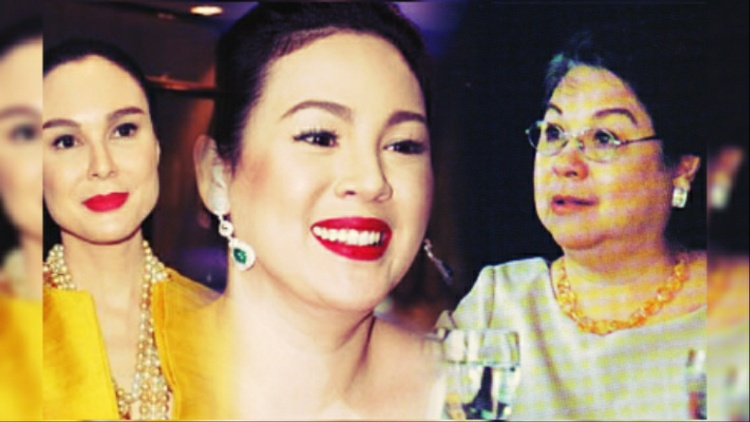 Claudine Gretchen Mommy Inday