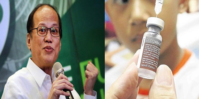 Dengue Outbreak Noynoy Aquino III