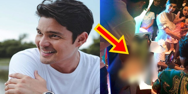 Dingdong Dantes Father & Son painting