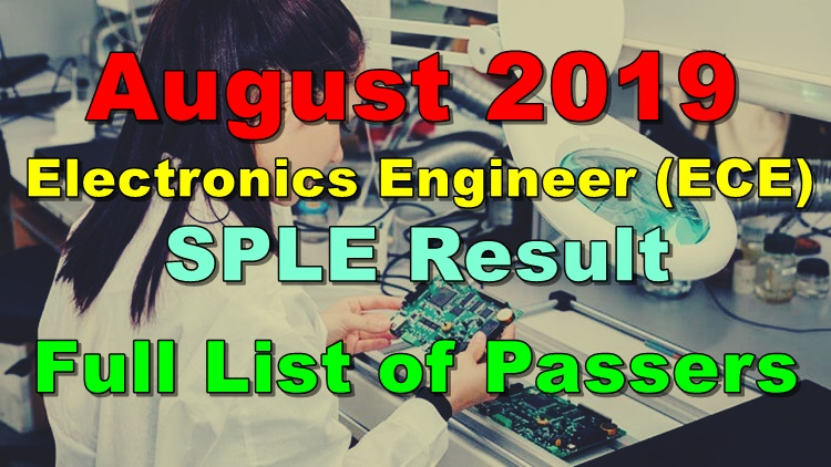 Electronics Engineer Board Exam