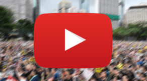 HONG KONG – YouTube Disables Channels Tied To Protests