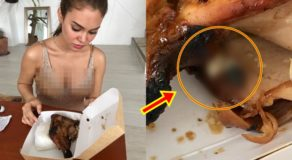 Ivana Ilawi Disgusted Over Fly Eggs In Famous Fast-Food Resto Chicken