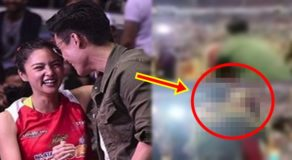 Kim Chiu, Xian Lim's Sweet Moment After Actress Won Game Goes Viral
