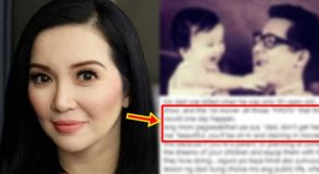 Kris Aquino Makes Heartfelt Tribute For Late Dad Ninoy Aquino