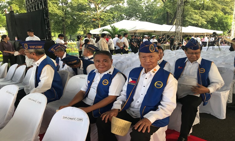National-Heroes-Day-2019-Taguig-Veterans