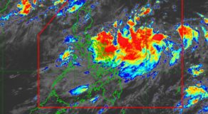 PAGASA: Ineng To Become Tropical Storm But Unlikely To Cause Landfall