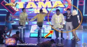 SHOWTIME – One Contestant Caused Commotion Due To This, Vice Ganda Reacts