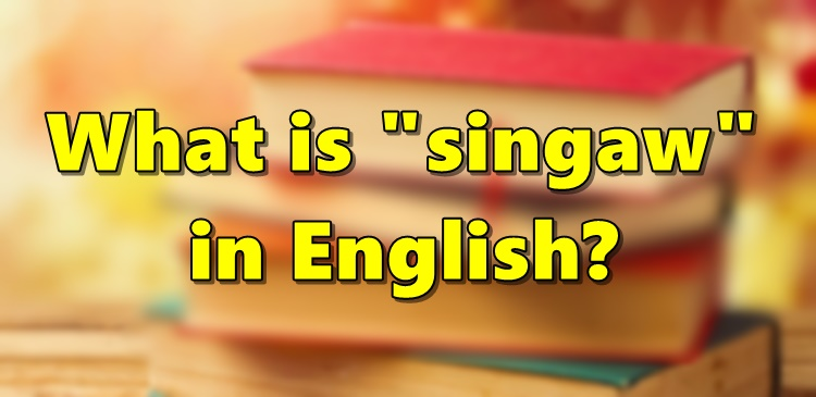 Singaw in English