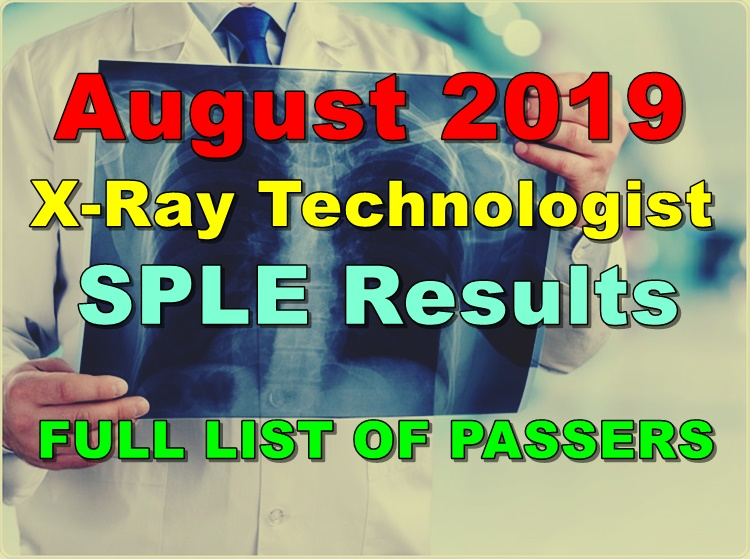 X-Ray Technologist Board Exam