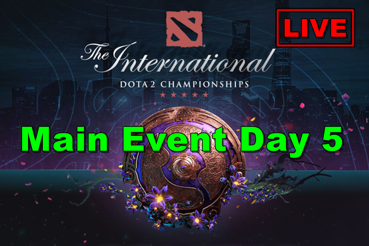 Main Event Day 5