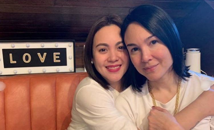 gretchen barretto claudine barretto