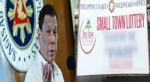 President Duterte Lifts Small Town Lottery (STL) Suspension Nationwide