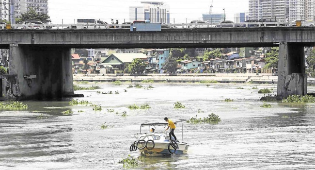 Duterte Thinking Of Removing Pasig River Rehabilitation Commission