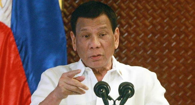President Duterte Says Pasig River Is Uncleanable