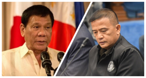 Duterte fires Faeldon philnews