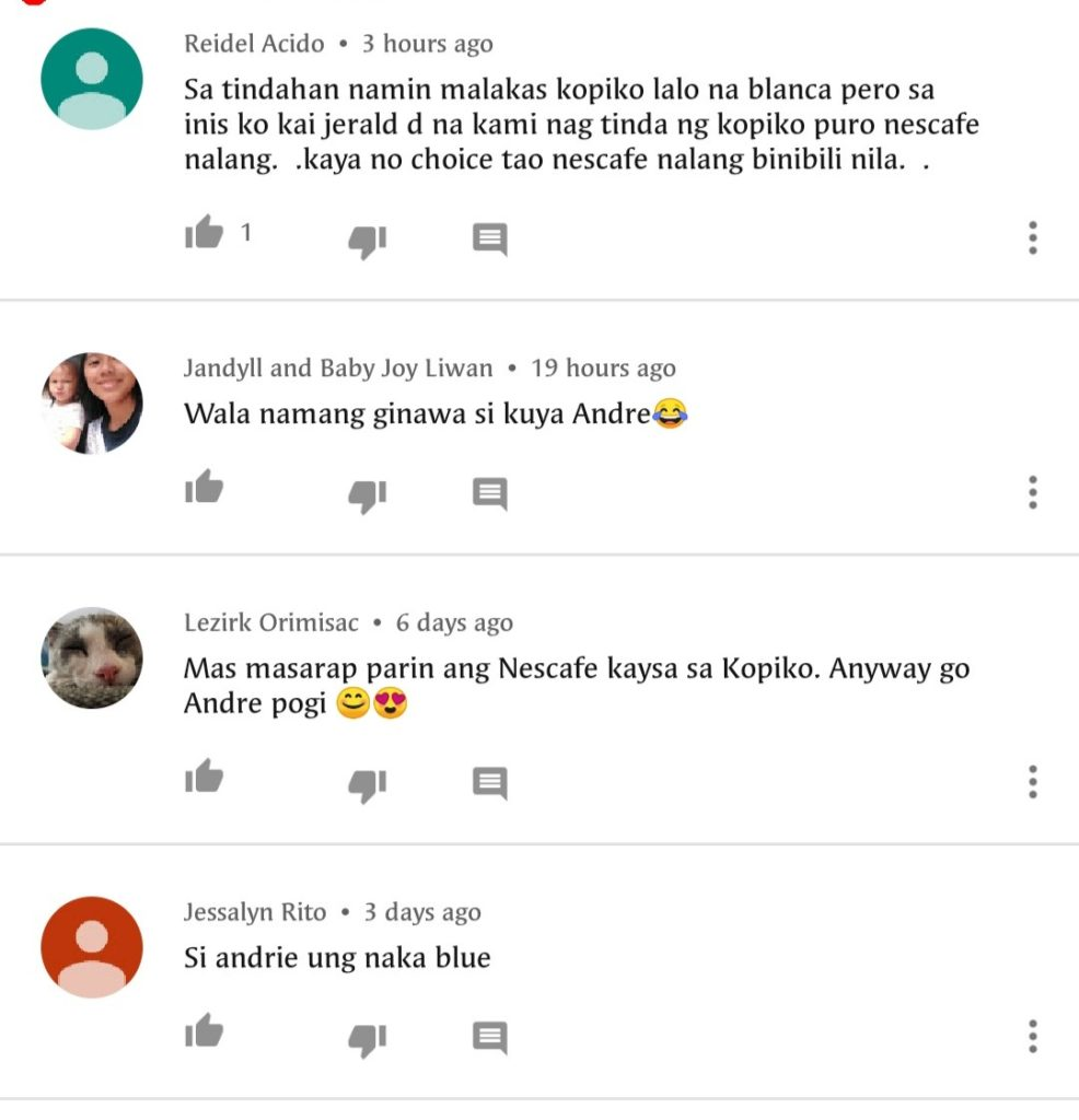 Gerald Anderson comments