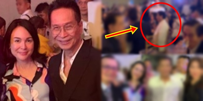 Gretchen Barretto, Salvador Panelo Birthday
