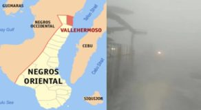 Indonesia Haze: Students In Negros Hospitalized After Smoke Inhalation
