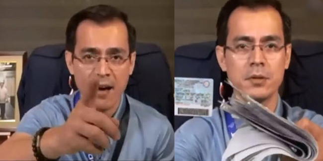 Isko Moreno to driver With 12 license