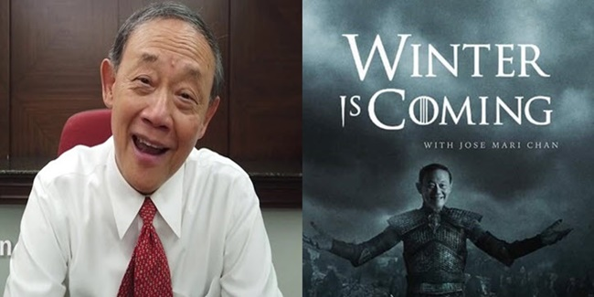 Jose Mari Chan meme reaction
