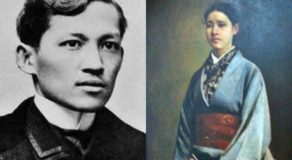 Jose Rizal & Seiko Usui: Our National Hero's Love With A Samurai's Daughter