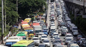 Lawmaker To Ban Private Vehicles Entering EDSA On Rush Hours