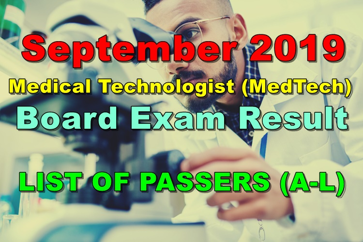 Medical Technologist Board Exam