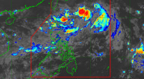 PAGASA – Monsoon To Bring Rains Over Capital Luzon (September 19)
