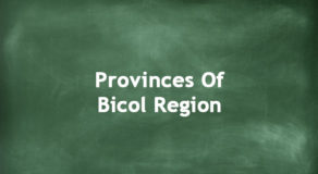 Provinces Of Bicol Region | Regions Of The Philippines