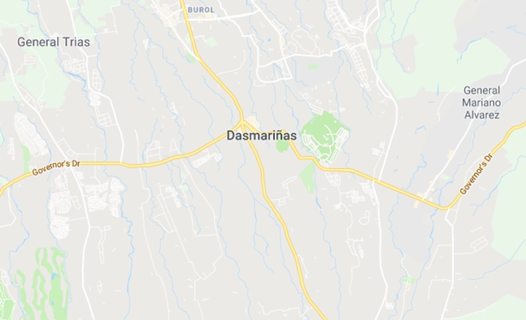 Police Drug Buy-Bust in Dasmariñas, Cavite
