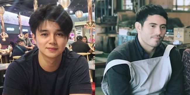 Yves Flores, Gerald Anderson