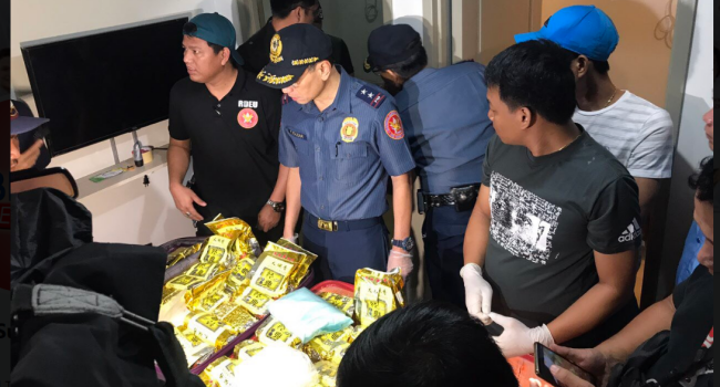NCRPO, PDEA Nets  P204 M Worth Of Drugs ; Suspect Arrested
