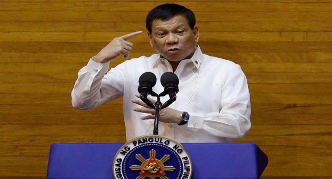 Duterte Sacks  Faeldon & Orders Surrender of Released Convicts
