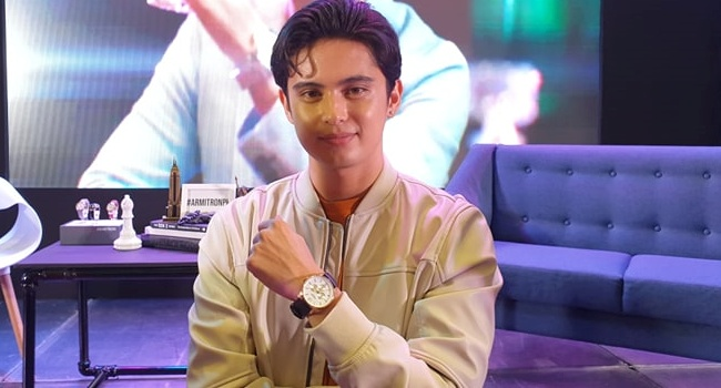 James Reid Talks About Rumored Transfer To GMA